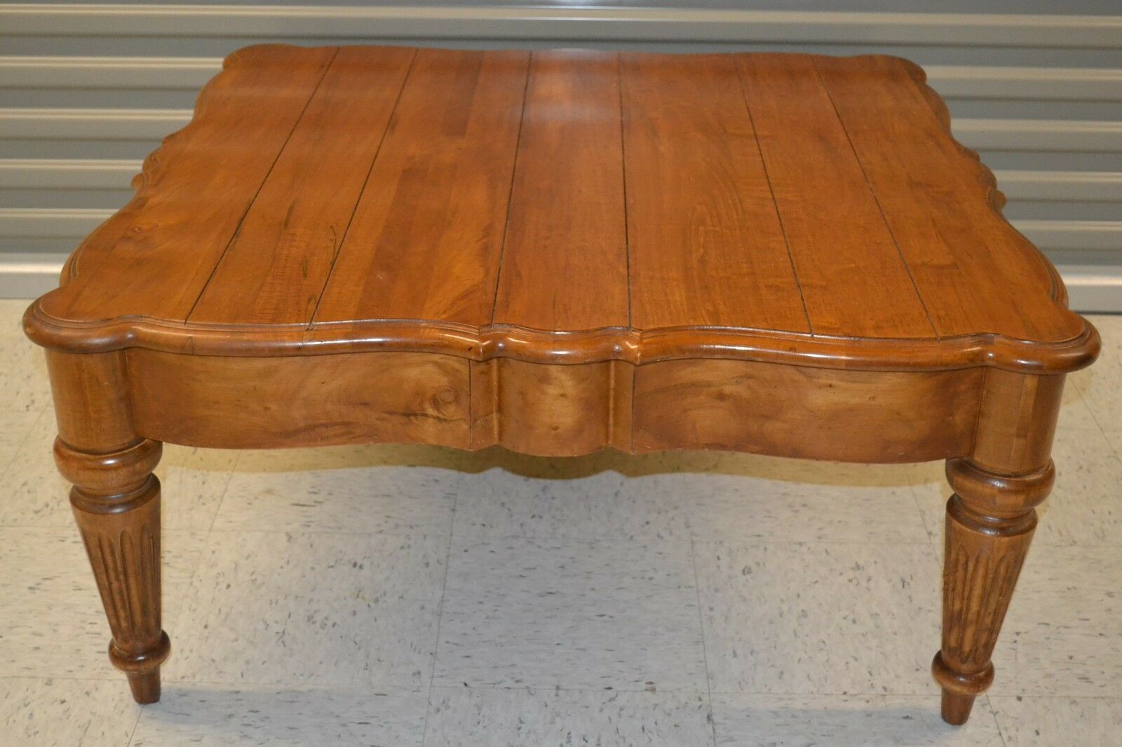 Ethan Allen Legacy Coffee Table Maple 13 8400 213 Russet