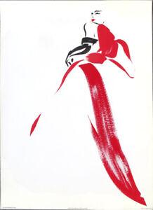 Canetti-88-Graphique-de-France-Silkscreen-Poster-38-x-27-1-2