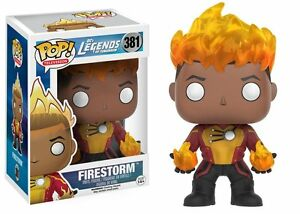 Funko Pop! Tv: Legends Of Tomorrow - Firestorm 9686 849803096861