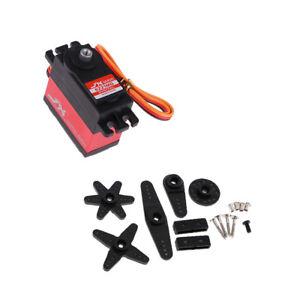 Servo-Steering-Gear-120-Degree-PDI-6221MG-20KG-Servo-for-Universal-RC-Model