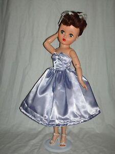 "Quality NEW Vintage Style Dress For 19/"" Uneeda Dollikin Fashion Dolls By OTM"