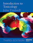 Introduction to Toxicology by John A. Timbrell (Paperback, 2001)