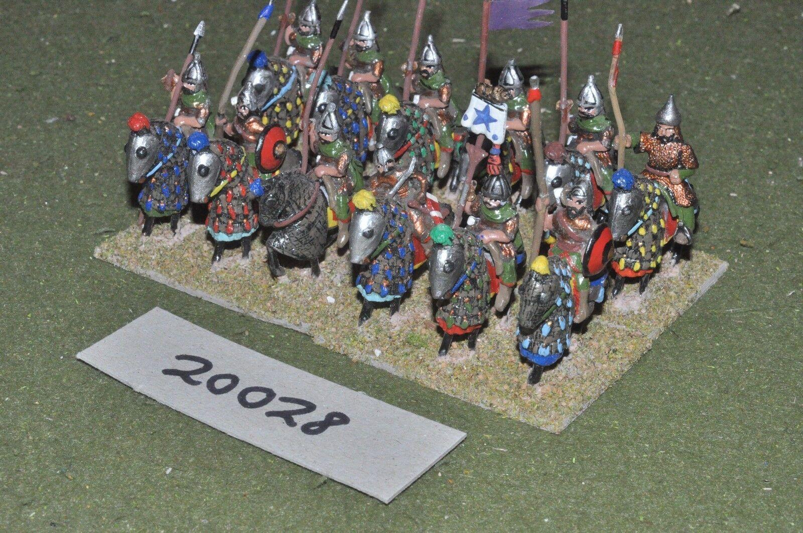 25mm roman era   sassanid - cavalry 12 cavalry - cav (20028)