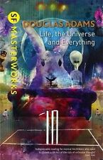 Life, The Universe And Everything (S.F. MASTERWORKS), Adams, Douglas, New Book