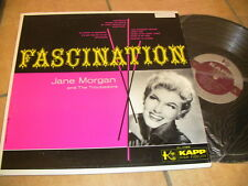 5/2 Jane Morgan and the troubadors-Fascination