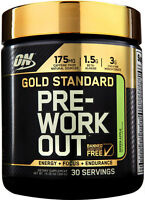 Optimum Nutrition Gold Standard Pre Workout 330g   All Flavours