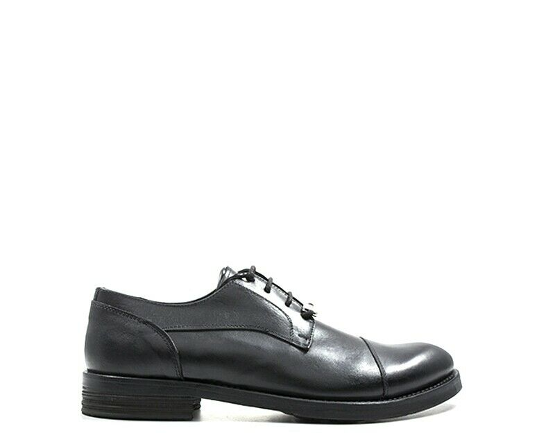 Zapatos Trussardi hombre negro 1275-ne
