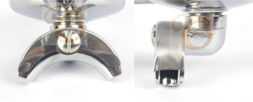 Siebträger für WEGA 58mm-Espressomaschinen 14 g Sieb 2 Ausläufe