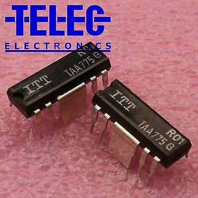 1 PC TAA775G ITT Power Oscillator Timer TAA775