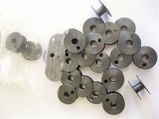 20 METAL BOBBINS FOR JUKI LU-562 / CONSEW 225 & 226 AND MORE