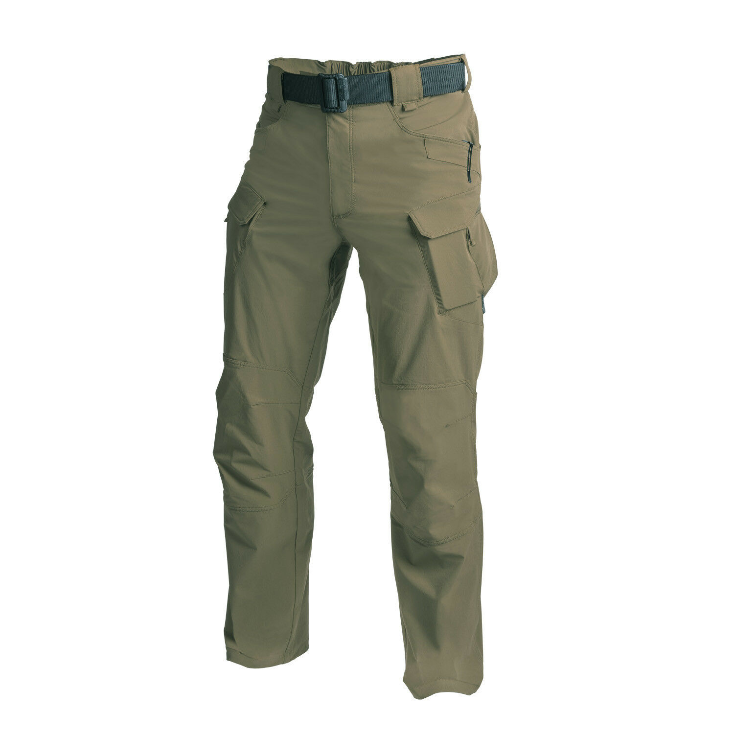 HELIKON TEX OTP Tactical Outdoor Trekking Pants Pantalon Adaptive vert Small long