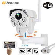 HD 1080P WiFi Pan Tilt Outdoor Onvif Wireless D/N IR Security Network IP Camera