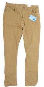 Denim Co Mens Beige Cotton Jeans Size W34/L32