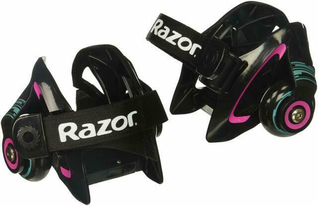 Razor 25056150 Jetts Heel Wheels Purple
