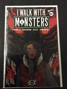 I-WALK-WITH-MONSTERS-1-CVR-A-CANTIRINO-MR