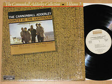 LP THE CANNONBALL ADDERLEY QUINTET AT THE LIGHTHOUSE - LANDMARK LLP-1305 - NM