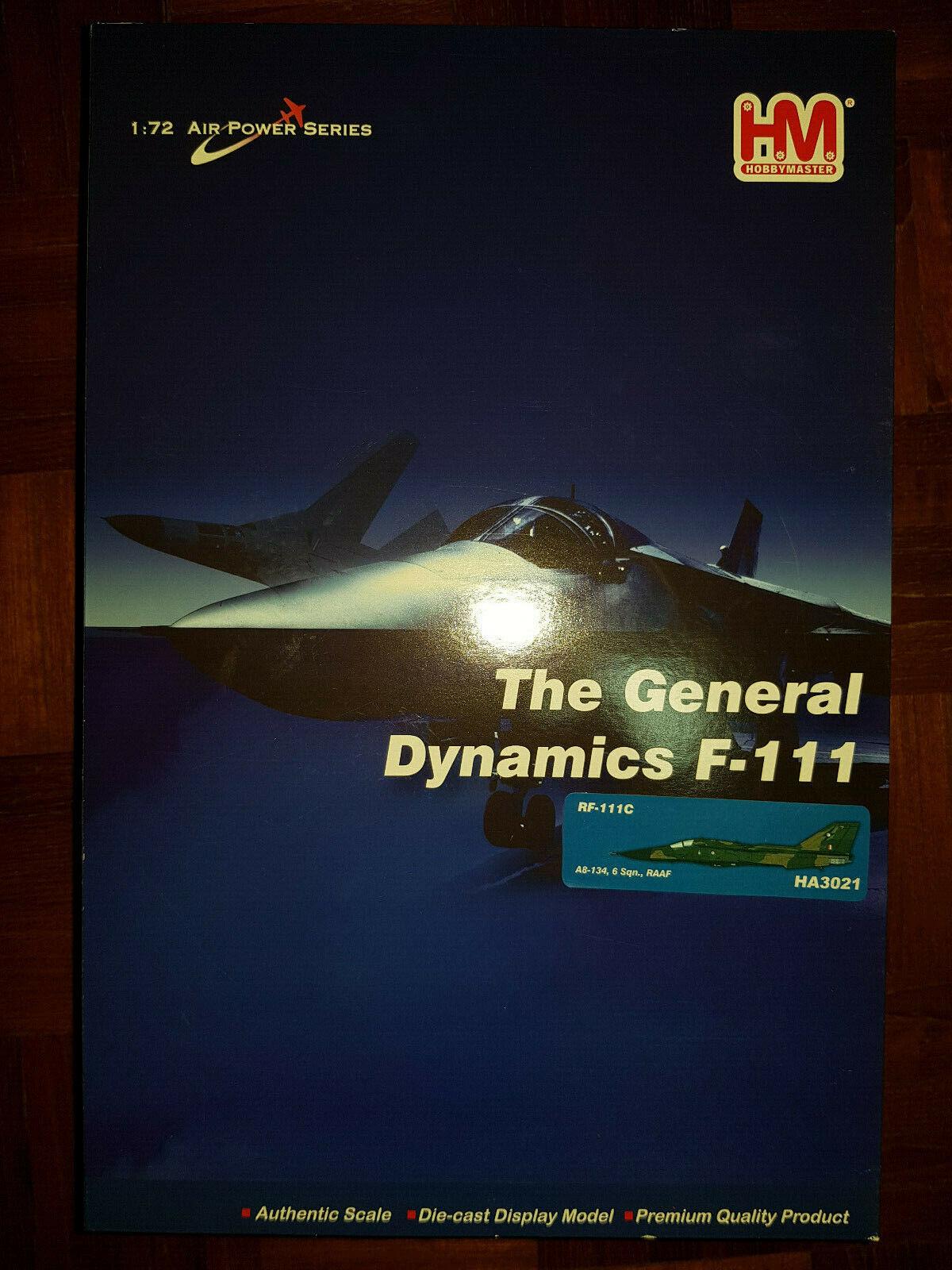 Modelo hobby master master master 1   72 RF - 111c 6th sqn raaf ha3021 130
