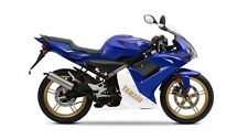 Yamaha TZR50 / MBK X-POWER 50  SERVICE , Owner's  & Parts Manual CD