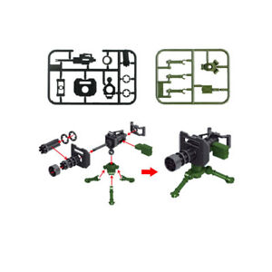 5set Military Weapons Equipment Accessories For Building Blocks Figure Model Toy
