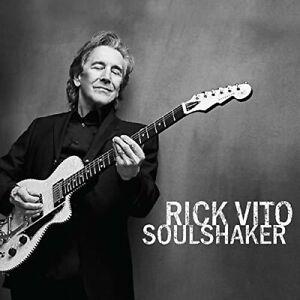 Rick Vito - Soulshaker [New CD]