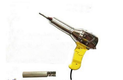 700w Plastik Schweißen Pistole Thermoregulation Heißluftpistole für Auto