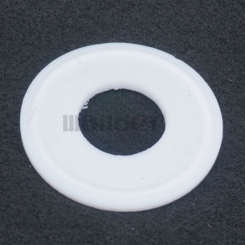 """LOT 2 Fit 25mm Pipe OD 1.5/"""" Tri Clamp Sanitary PTFE Sealing Gasket Homebrew"""