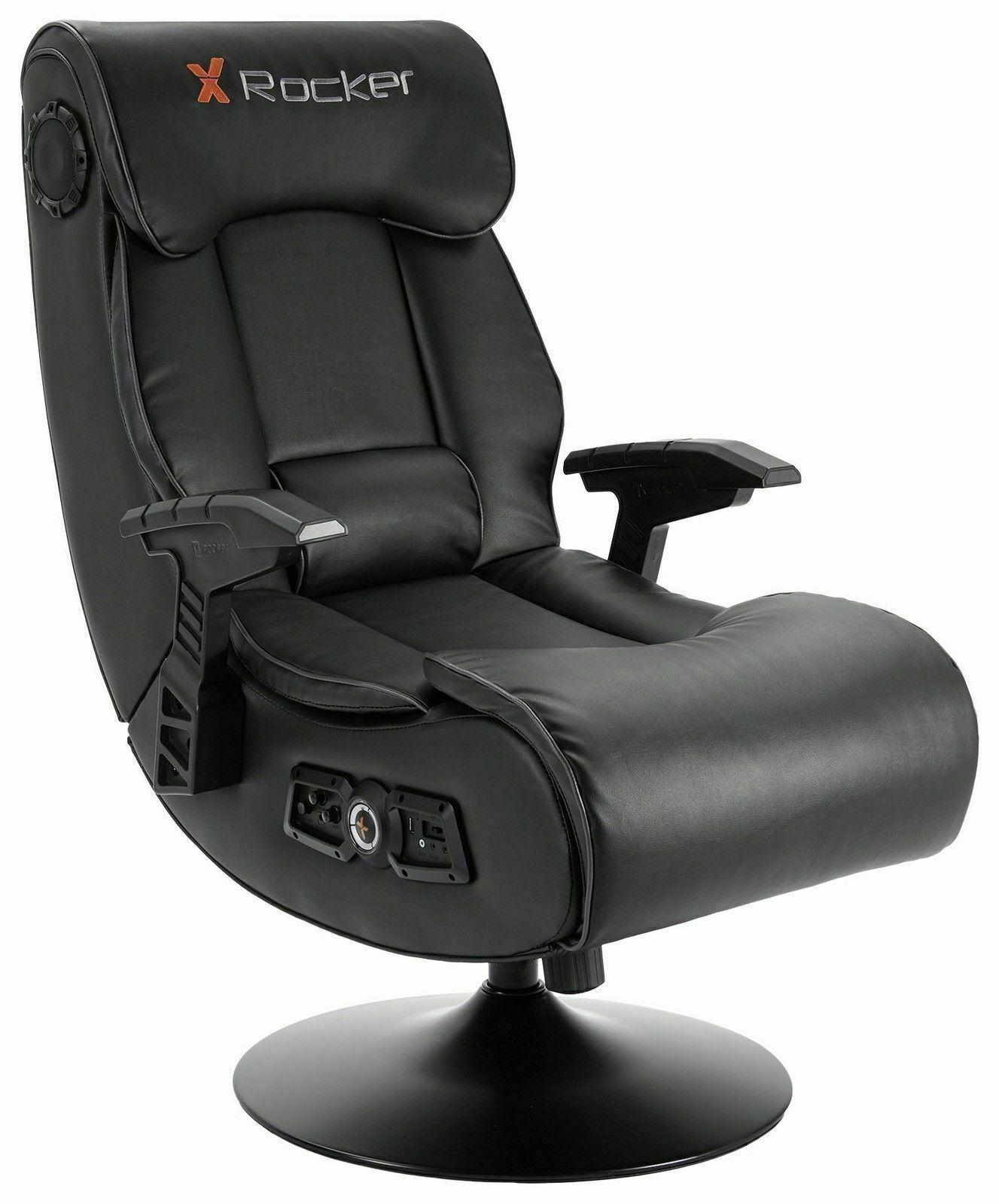 Phenomenal X Rocker Elite Pro Ps4 Xbox One 2 1 Gaming Chair See Pictures First Rip Sewed Caraccident5 Cool Chair Designs And Ideas Caraccident5Info