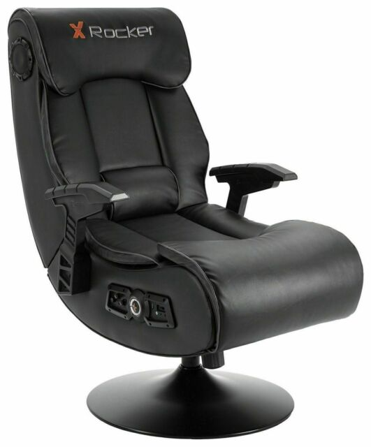Fantastic X Rocker Elite Pro Ps4 Xbox One 2 1 Gaming Chair See Pictures First Rip Sewed Caraccident5 Cool Chair Designs And Ideas Caraccident5Info