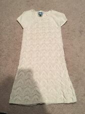 Baby Gap Sweater Dress, 4T, Cream Colored