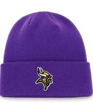 e8c3821136c6f item 3 Minnesota Vikings 47 Brand Raised Cuff Knit Cap Hat Black -Minnesota  Vikings 47 Brand Raised Cuff Knit Cap Hat Black