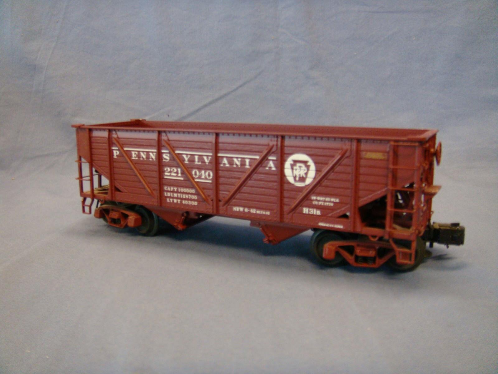 Atlas Steam Era Classics 50 Ton War Emergency Hopper Car 221040 Excellent