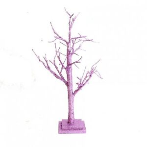 Led Light Up Purple Easter Twig Tree Pretty Branches For Egg