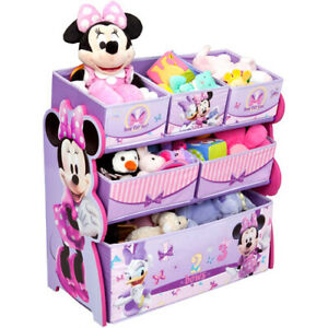 NEW Disney Minnie Mouse Collapsible Storage Trunk FREE SHIPPING