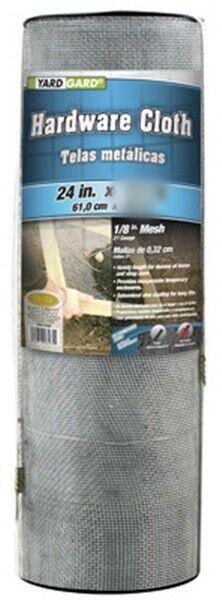 "24"" X 5' 1/8"" Wire Mesh Hardware Cloth"