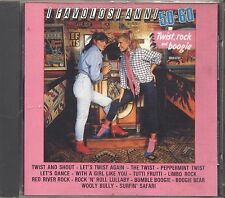 I favolosi anni 50-60 - Twist rock boogie  CHUBBY CHECKER CD NEAR MINT CONDITION