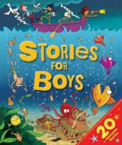 Stories for Boys (Treasuries). 9780857807731