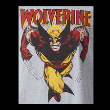 Marvel WOLVERINE 17 Licensed Graphic Tee T-shirt Logan John Byrne NWOT Small FS!
