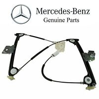 Mercedes Sl Class Front Passenger Right Window Regulator Without Motor Genuine on Sale