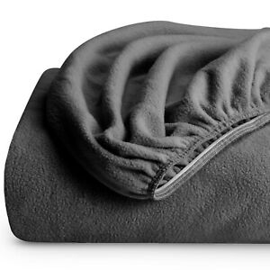 Super-Soft-Fleece-Fitted-Bottom-Bed-Sheet-Deep-Pocket-Cozy-All-Season