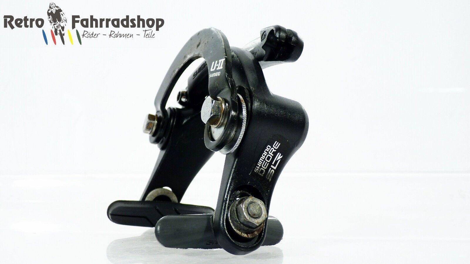 Blacke Shimano Deore DX BR-MT63 U-Brake Bremse KULT Retro BJ 1990 TOP RAR 329g