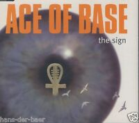 Ace Of Base - The Sign ♫ Maxi-Single-CD von 1993 ♫ WIE NEU