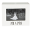 White-Wooden-Gift-Photograph-Picture-Frames-Home-Wall-Love-Holder-House-Album thumbnail 11