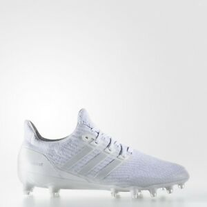 8905bdcb1d3 Adidas Ultra Boost Cleats Size 15 White CG4814 UltraBoost Football ...