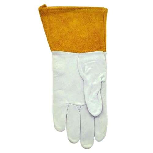 "Tillman 24C Top Grain Kidskin 4/"" Cuff TIG Welding Glove Left Hand Only Large"