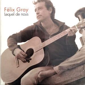 Felix-Gray-CD-Single-Lequel-De-Nous-Promo-France-M-M-Scelle-Sealed