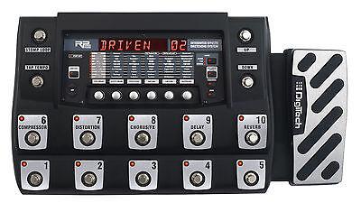 Digitech RP1000 Multi Effects Pedal - USB Recording Interface & Cubase LE4