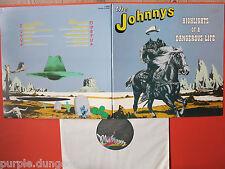 JOHNNYS – Highlights Of A Dangerous Life  LP   Mushroom Rec. TOP condition