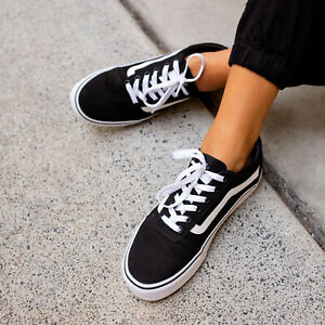 Details about City Beach Vans Women's Old Skool Ward Shoes