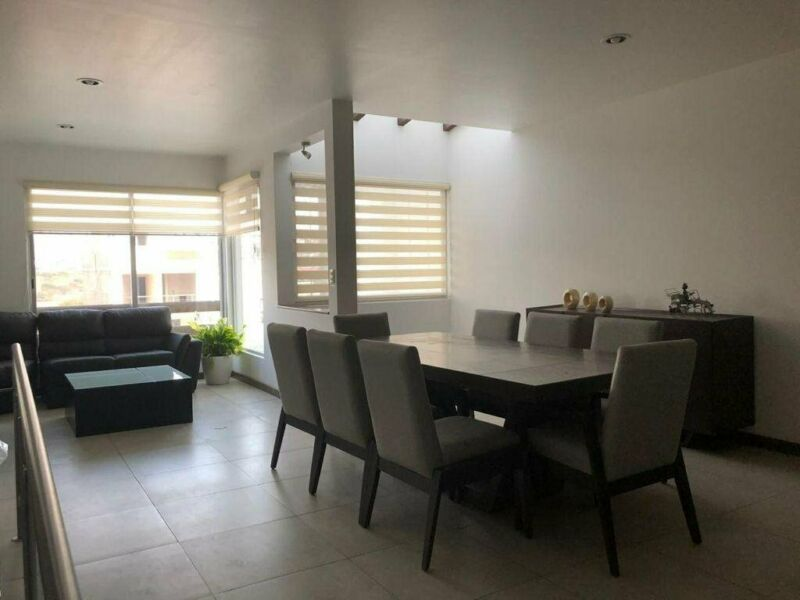Casa En Renta Pedregal Shoenstatt, Corregidora, Queretaro.
