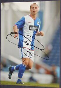 Lars Jacobsen signed photo West Ham Everton Blackburn Denmark - Chelmsford, United Kingdom - Lars Jacobsen signed photo West Ham Everton Blackburn Denmark - Chelmsford, United Kingdom